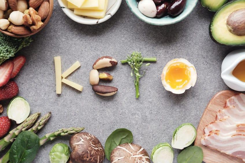Un régime keto: quels produits consommer?
