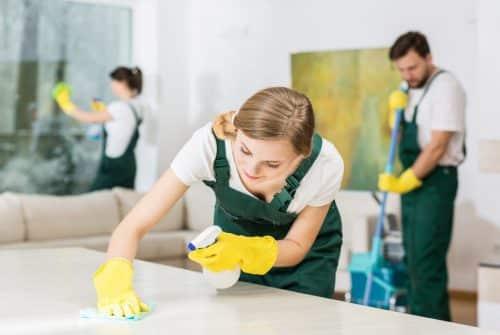 Comment réussir le nettoyage d'une maison victime de Diogène?