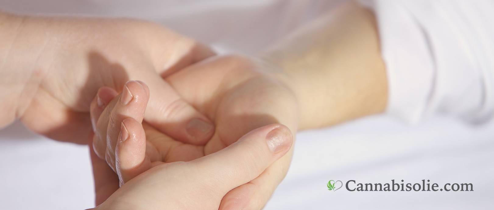 Quel CBD pour l'arthrose?
