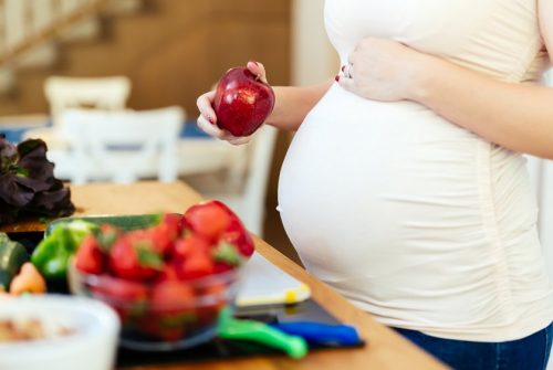 Quelle alimentation adopter pendant la grossesse ?