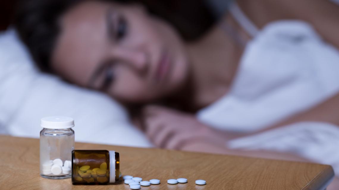 Quels sont les effets secondaires des somnifères ?