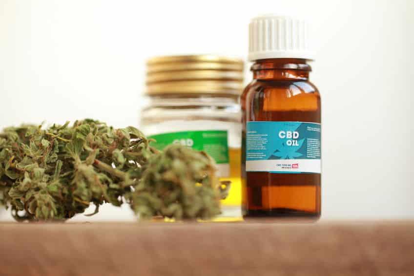 5 bienfaits de l'huile de CBD