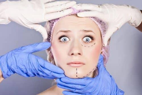 Les différents types de chirurgie esthétique chez l'homme