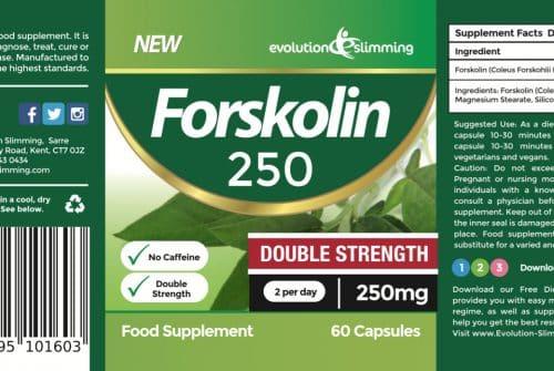 Forskoline : notre avis sur ce produit 'miracle'